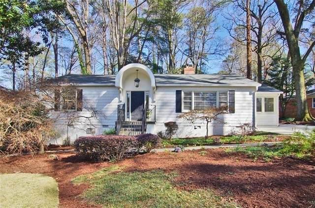 3177 Towerview Drive NE, Atlanta, GA 30324 (MLS #6665698) :: Rock River Realty
