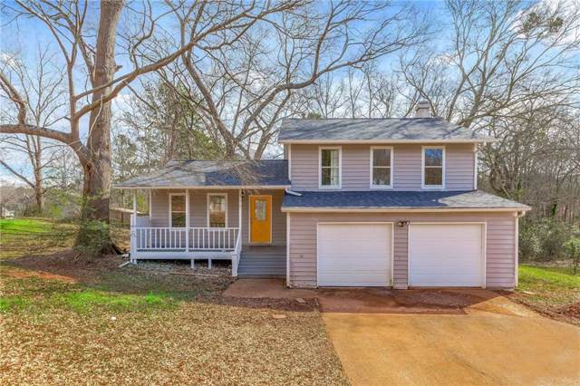 777 Colfax Court, Stone Mountain, GA 30088 (MLS #6665752) :: John Foster - Your Community Realtor