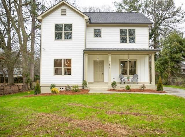 1293 Almont Drive SW, Atlanta, GA 30310 (MLS #6665776) :: RE/MAX Prestige
