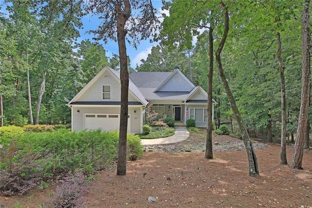 125 Cherokee Drive S, Waleska, GA 30183 (MLS #6665845) :: North Atlanta Home Team