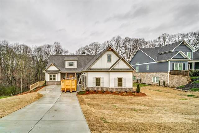 5821 Abbey View Court, Clermont, GA 30527 (MLS #6666010) :: MyKB Partners, A Real Estate Knowledge Base