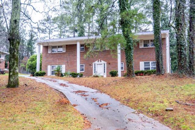 4141 Williamsburg Drive, College Park, GA 30337 (MLS #6666117) :: North Atlanta Home Team