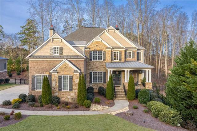 4023 Idlewilde Meadows Drive NE, Marietta, GA 30066 (MLS #6666137) :: North Atlanta Home Team