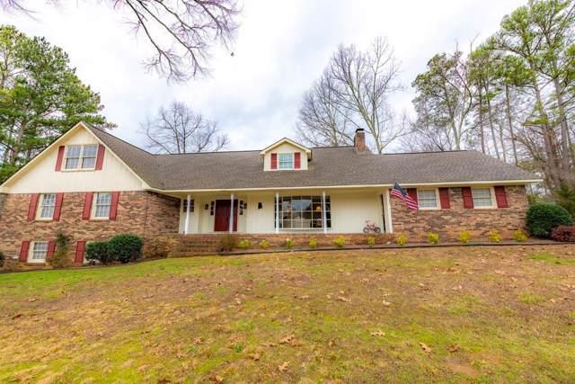 407 Woodland Terrace, Calhoun, GA 30701 (MLS #6666199) :: North Atlanta Home Team