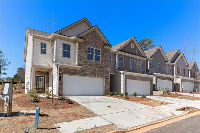2493 Shetley Creek Drive #40, Norcross, GA 30071 (MLS #6666435) :: The Heyl Group at Keller Williams