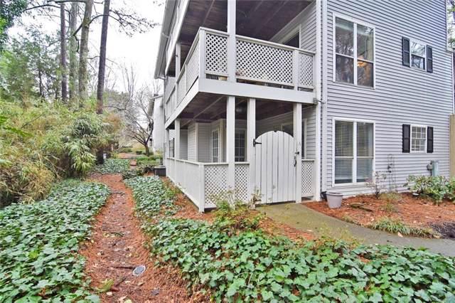 6802 Glenridge Drive A, Sandy Springs, GA 30328 (MLS #6666483) :: Charlie Ballard Real Estate