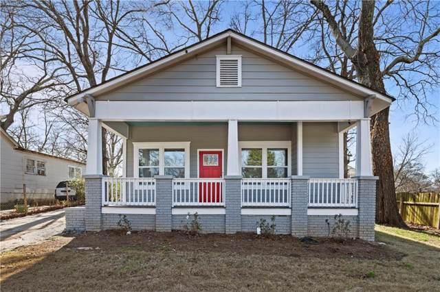 193 Rhodesia Avenue, Atlanta, GA 30315 (MLS #6666518) :: North Atlanta Home Team
