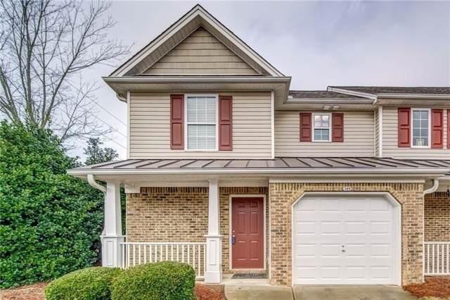 101 Fox Creek Drive, Woodstock, GA 30188 (MLS #6666601) :: North Atlanta Home Team
