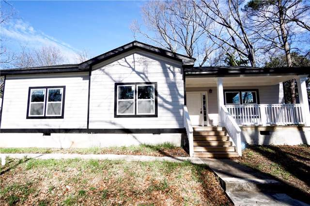 1821 Westwood Avenue, East Point, GA 30344 (MLS #6666790) :: The Heyl Group at Keller Williams