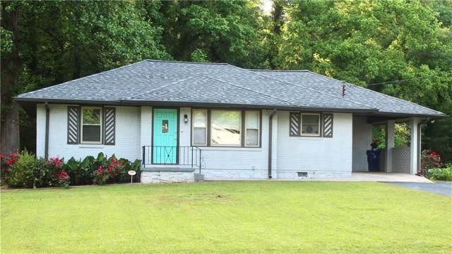 2155 Wildrose Drive, Decatur, GA 30032 (MLS #6667068) :: Charlie Ballard Real Estate