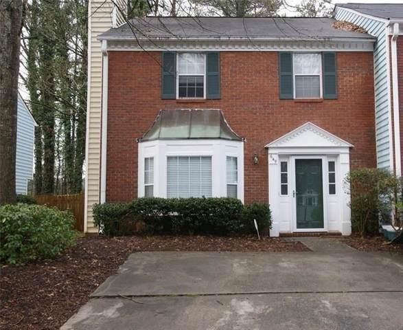 649 Anderson Walk, Marietta, GA 30062 (MLS #6667150) :: North Atlanta Home Team