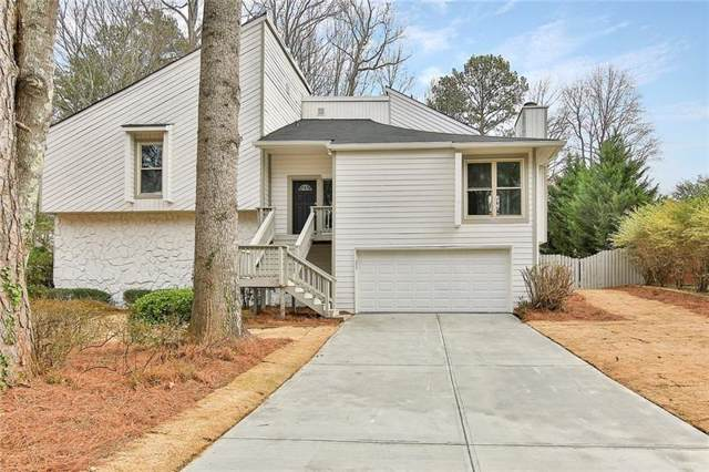 2216 Rock Ridge Road, Marietta, GA 30062 (MLS #6667328) :: North Atlanta Home Team