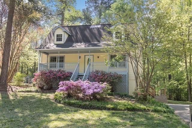 1501 Marble Way, Lawrenceville, GA 30043 (MLS #6667562) :: Thomas Ramon Realty