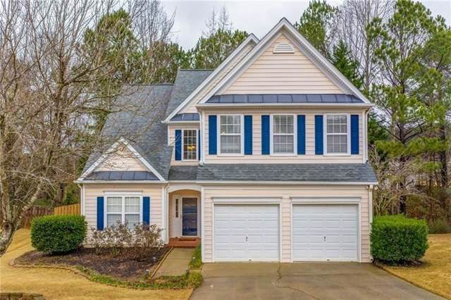 338 Weatherstone Place, Woodstock, GA 30188 (MLS #6667696) :: Path & Post Real Estate