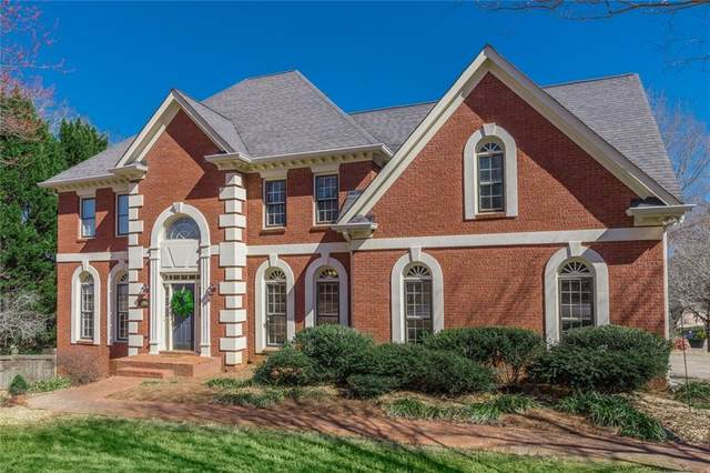 4504 Hawk Run, Peachtree Corners, GA 30092 (MLS #6667824) :: North Atlanta Home Team