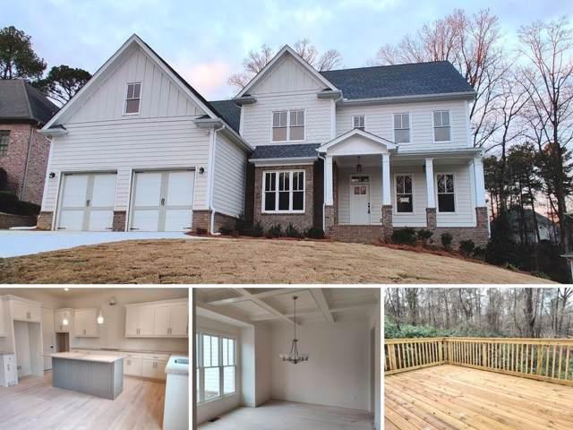 5710 Registry Oaks Lane, Mableton, GA 30126 (MLS #6667870) :: Keller Williams Realty Cityside