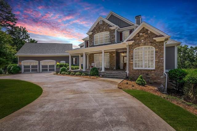 22 Ridgewater Drive SE, Cartersville, GA 30121 (MLS #6667964) :: The Butler/Swayne Team