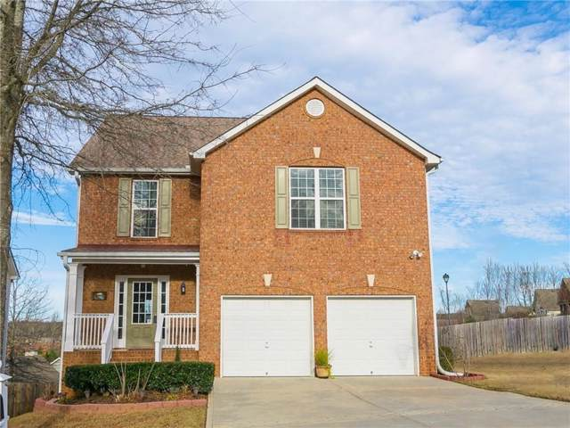 5807 Bridgeport Court, Flowery Branch, GA 30542 (MLS #6668169) :: North Atlanta Home Team
