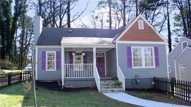 1686 Alvarado Terrace SW, Atlanta, GA 30310 (MLS #6668340) :: Dillard and Company Realty Group