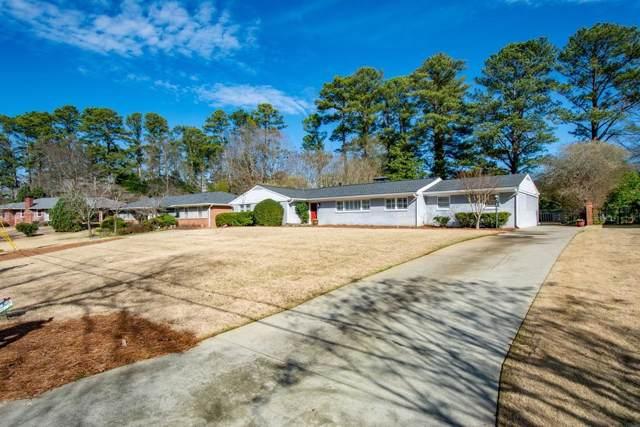 1725 Arrowhead Trail NE, Atlanta, GA 30345 (MLS #6668359) :: The Heyl Group at Keller Williams
