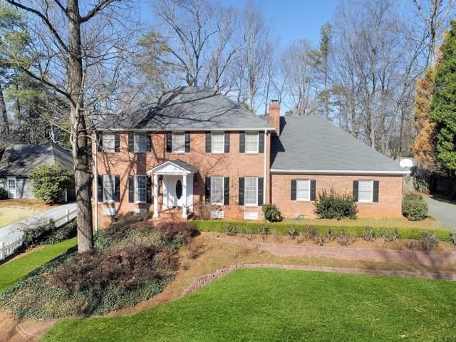 560 Cambridge Way NE, Sandy Springs, GA 30328 (MLS #6668380) :: RE/MAX Paramount Properties