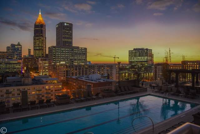 855 Peachtree Street NE #1311, Atlanta, GA 30308 (MLS #6668405) :: The Heyl Group at Keller Williams