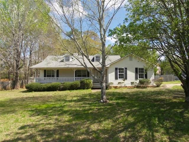 1100 SE Wedgewood Drive, Conyers, GA 30094 (MLS #6668423) :: Rich Spaulding