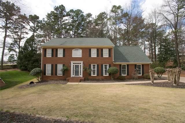 4208 Springwood Circle, Marietta, GA 30062 (MLS #6668620) :: MyKB Partners, A Real Estate Knowledge Base