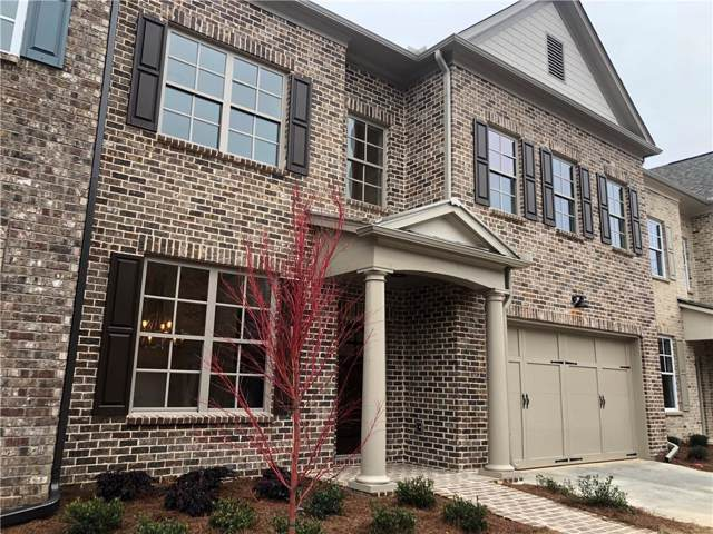 3830 Duke Reserve Circle #14, Peachtree Corners, GA 30092 (MLS #6668623) :: North Atlanta Home Team