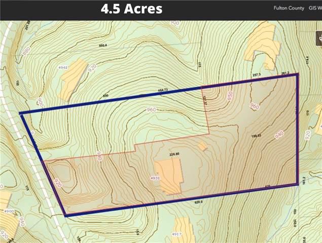 4931 Rebel Trail, Sandy Springs, GA 30327 (MLS #6668733) :: Keller Williams Realty Cityside