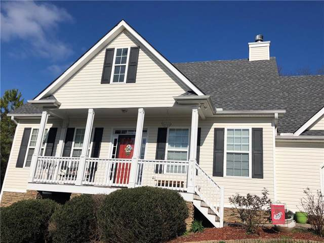 314 Kings Pointe Drive SW, Calhoun, GA 30701 (MLS #6668837) :: North Atlanta Home Team
