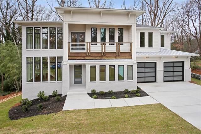 67 Angus Trail, Atlanta, GA 30328 (MLS #6669086) :: Kennesaw Life Real Estate