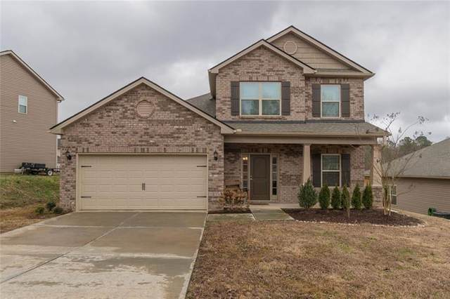 393 Angela Lane, Dawsonville, GA 30534 (MLS #6669675) :: RE/MAX Paramount Properties