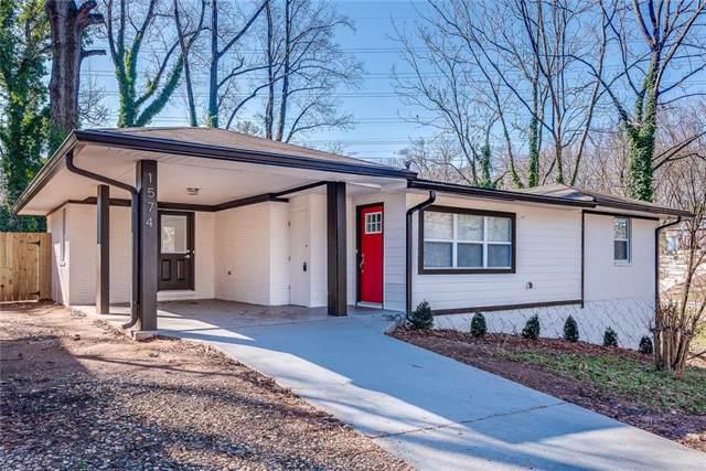 1574 Woodland Circle SE, Atlanta, GA 30316 (MLS #6669848) :: RE/MAX Paramount Properties