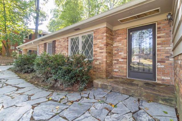 2055 Fairwood Lane NE, Atlanta, GA 30345 (MLS #6669916) :: The Zac Team @ RE/MAX Metro Atlanta