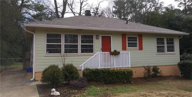 1382 Midview Drive, Decatur, GA 30032 (MLS #6670083) :: Charlie Ballard Real Estate