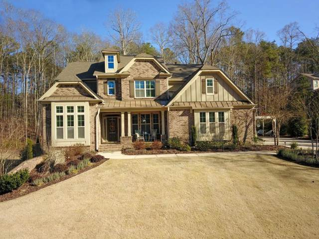 3220 Sundew Drive NW, Acworth, GA 30101 (MLS #6670161) :: Kennesaw Life Real Estate