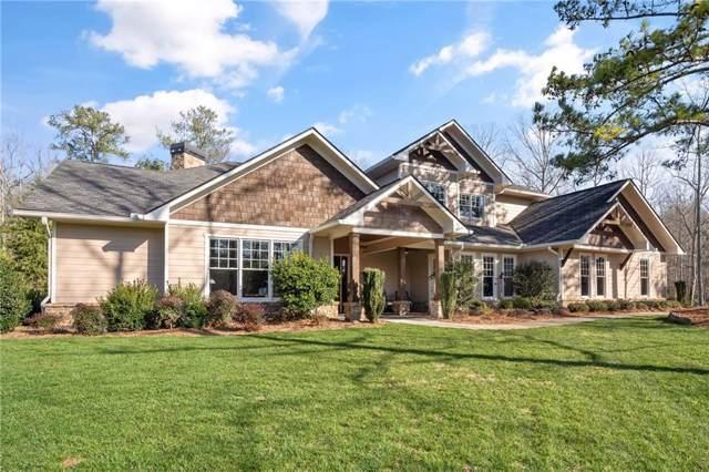 107 Serenity Lake Drive, Alpharetta, GA 30004 (MLS #6670315) :: North Atlanta Home Team