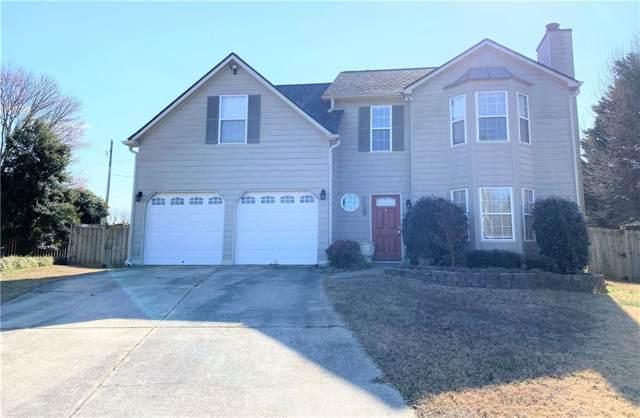 1731 English Ivey Lane NW, Kennesaw, GA 30144 (MLS #6670454) :: North Atlanta Home Team