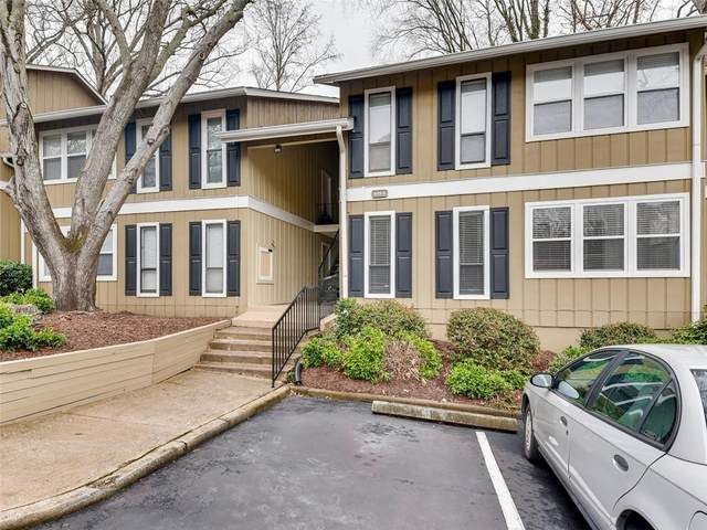 5153 Roswell Road #6, Atlanta, GA 30342 (MLS #6670474) :: MyKB Partners, A Real Estate Knowledge Base