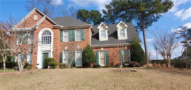 1005 Fox Meadow Lane, Lawrenceville, GA 30043 (MLS #6670477) :: North Atlanta Home Team