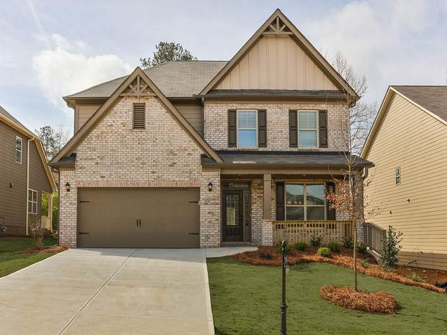 107 Treeline Trail, Holly Springs, GA 30115 (MLS #6670627) :: North Atlanta Home Team
