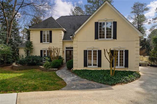 3884 Fairfax Court SE, Atlanta, GA 30339 (MLS #6670970) :: Scott Fine Homes