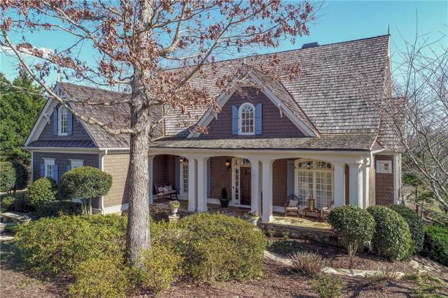 14 Ne Cove Circle, Dawsonville, GA 30534 (MLS #6671299) :: KELLY+CO