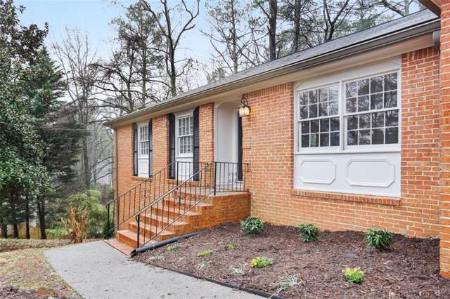 2160 Jay Lane SE, Smyrna, GA 30080 (MLS #6671466) :: Charlie Ballard Real Estate