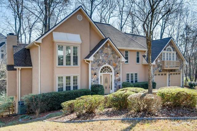 4522 Club House Drive, Marietta, GA 30066 (MLS #6671498) :: The Heyl Group at Keller Williams