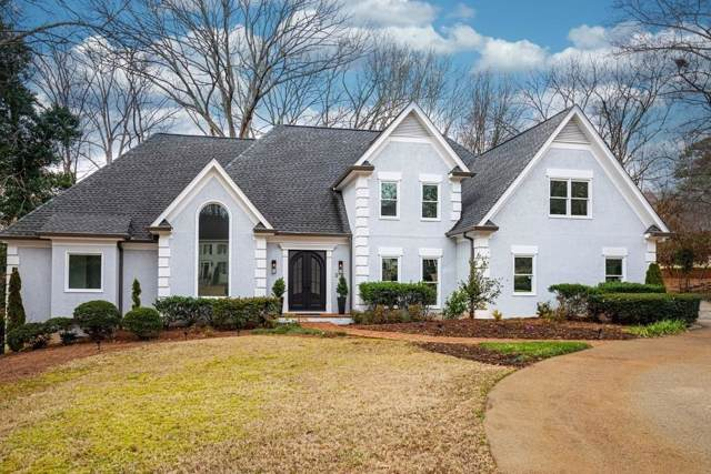 7775 Landowne Drive, Atlanta, GA 30350 (MLS #6671507) :: The Butler/Swayne Team