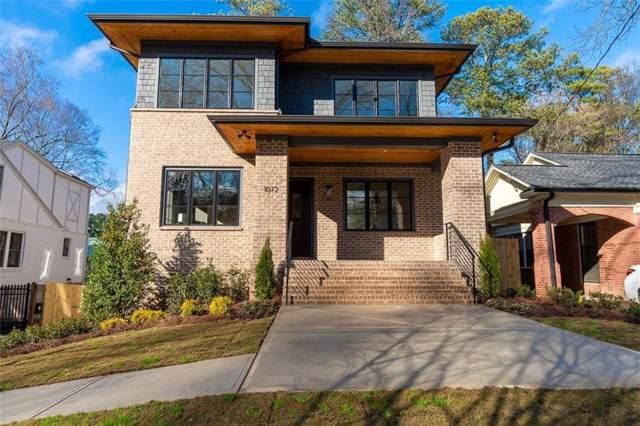 1072 Cumberland Road NE, Atlanta, GA 30306 (MLS #6671685) :: The Justin Landis Group