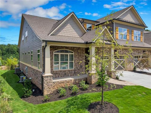 2970 W Village Drive #63, Suwanee, GA 30024 (MLS #6671744) :: Team RRP | Keller Knapp, Inc.
