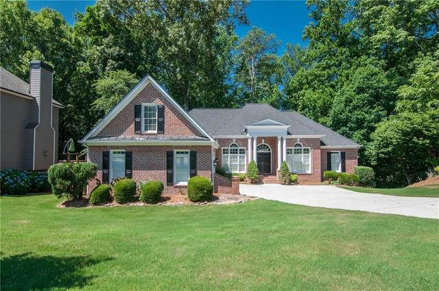 1001 Windsor Creek Drive, Grayson, GA 30017 (MLS #6671835) :: MyKB Partners, A Real Estate Knowledge Base